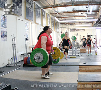 olympic weightlifting workouts  training programs