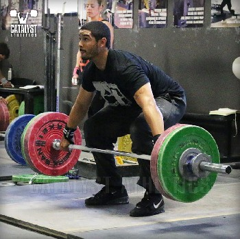 CJ snatch - Olympic Weightlifting, strength, conditioning, fitness, nutrition - Catalyst Athletics