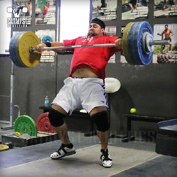 Brian snatch - Olympic Weightlifting, strength, conditioning, fitness, nutrition - Catalyst Athletics