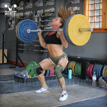 Jocelyn power clean
