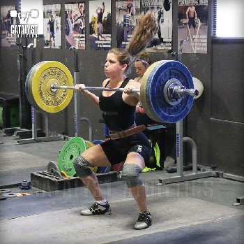 Adee clean - Olympic Weightlifting, strength, conditioning, fitness, nutrition - Catalyst Athletics