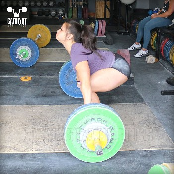 Lily pull - Olympic Weightlifting, strength, conditioning, fitness, nutrition - Catalyst Athletics