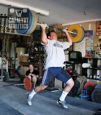 Rob Earwicker - Olympic Weightlifting, strength, conditioning, fitness, nutrition - Catalyst Athletics